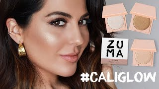 OMG MY 2nd PRODUCT LAUNCH! Persona Cosmetics Cali Glow Highlighters
