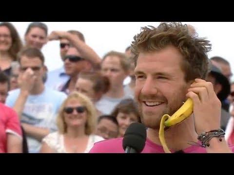 Luke Mockridge Auftritt im ZDF Fernsehgarten Auflösung Das steckt dahinter LukeMockridge