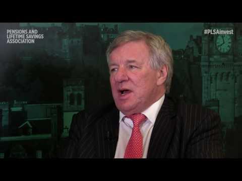 PLSA Interview with Martin Gilbert