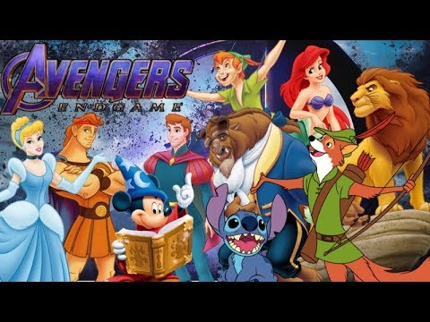"Avengers: Endgame | ""To The End"" (Disney Parody)"