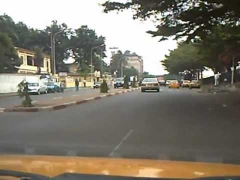 YAOUNDE-CAMEROUN 2012