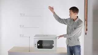 Настенные серверные шкафы - обзор от E-server(Удобные, практичные настенные шкафы для монтажа сетевого оборудования. Серверные шкафы от E-server поставляют..., 2014-10-25T08:42:37.000Z)