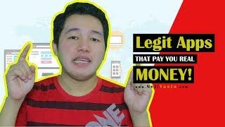 Legit Apps To MAKE MONEY ONLINE 2019