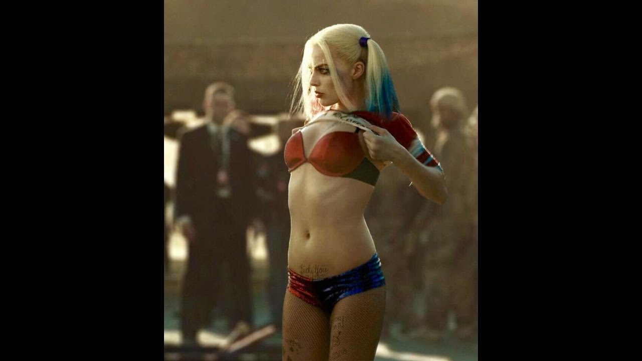 harley quinn suicide squad nackt
