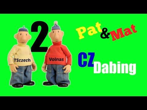 Pat A Mat - Automat - Parodie - CZ Dabing | Volňas | TSczech