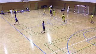 関西学生ハンドボールリーグ戦 男女第2節ハイライト(関西福祉科学大学)
