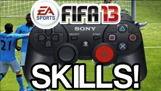 FIFA 13 SKILLS TUTORIAL PS3 / XBOX