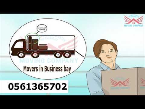 Movers in Business Bay