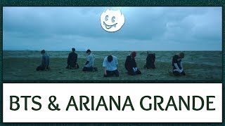 BTS & Ariana Grande ‒ Save Me One Last Time 🔥 [Music Video]