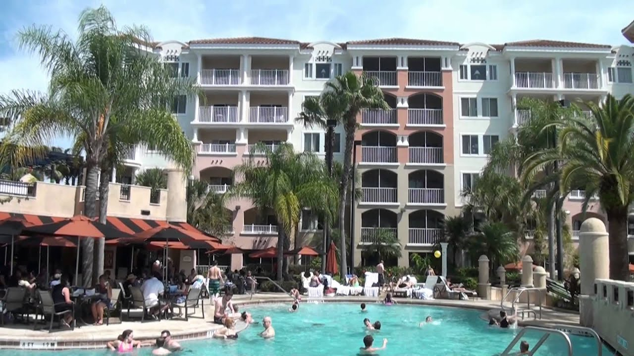 Marriott S Grande Vista Resort And Timeshare In Orlando