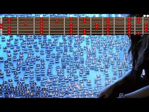 A Thousand Years - Christina Perri: Acoustic guitar backing track + Karaoke + Guitar scale