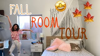 FALL ROOM TOUR 2018!!