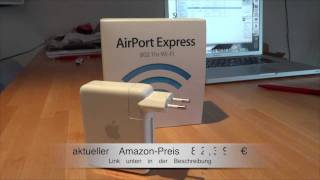 Apple Airport Express Station / Braucht man die?