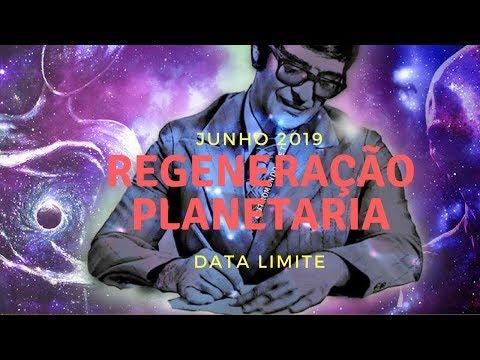 DATA LIMITE E A REGENERÇAO DA TERRA