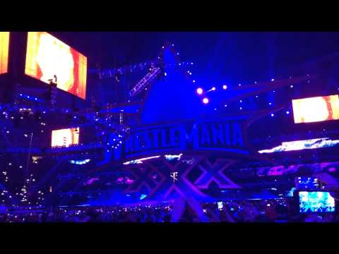 Undertaker Entrance WM30