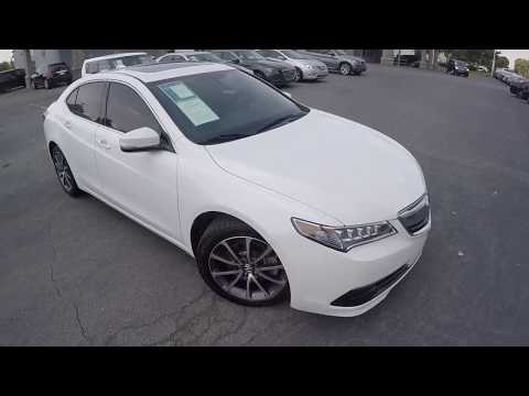 Walkaround Review of 2016 Acura TLX R5146