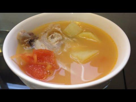 番茄魚湯 Tomato Fish Soup
