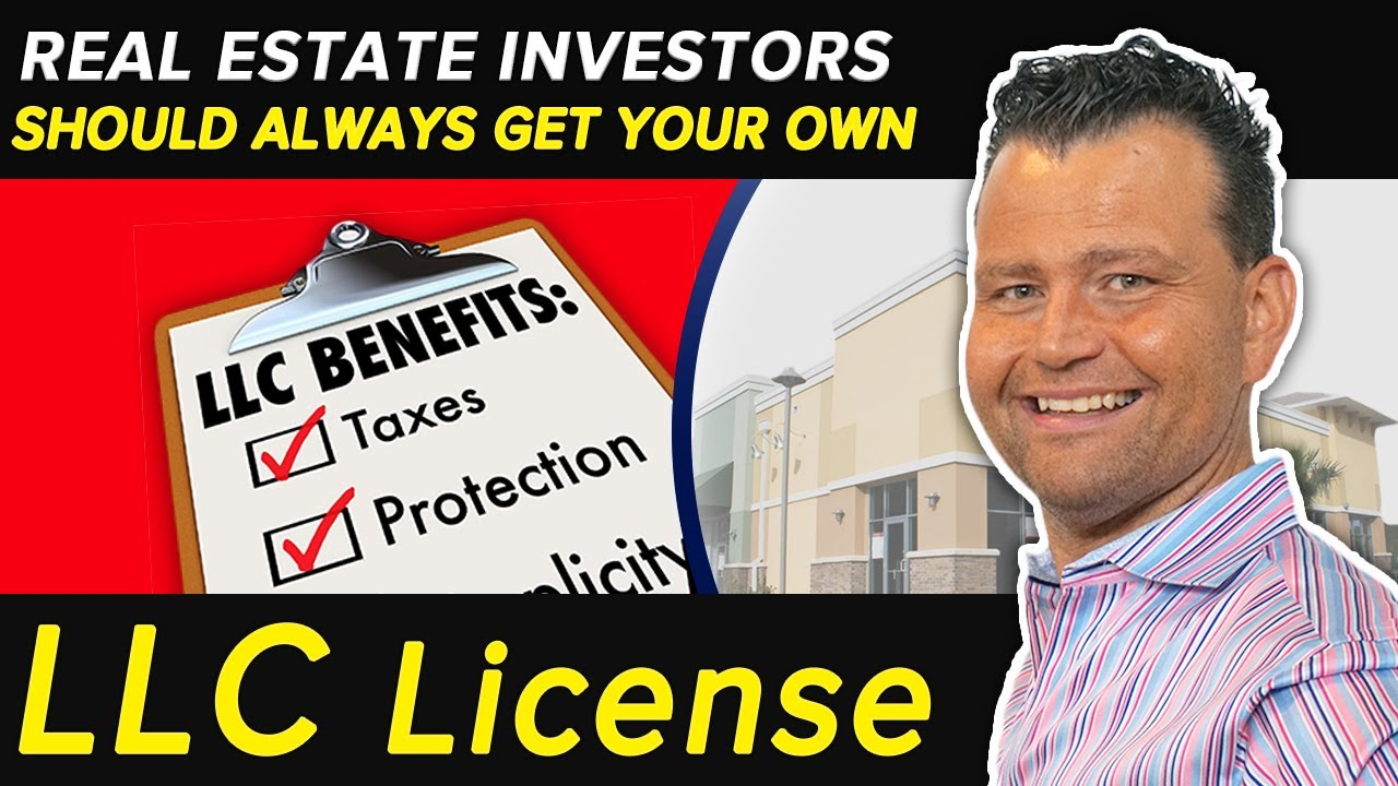 How To Set Up An Llc For Real Estate Investing Youtube