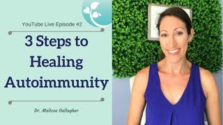 How to Heal Autoimmune Disease | 3 Steps to Optimal Wellness for RA, Lupus, Fibromyalgia & Sjogens