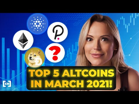 Top 5 Altcoins for March | BeInCrypto News