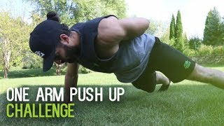 OpTic Strength: ONE HAND PUSH UP CHALLENGE