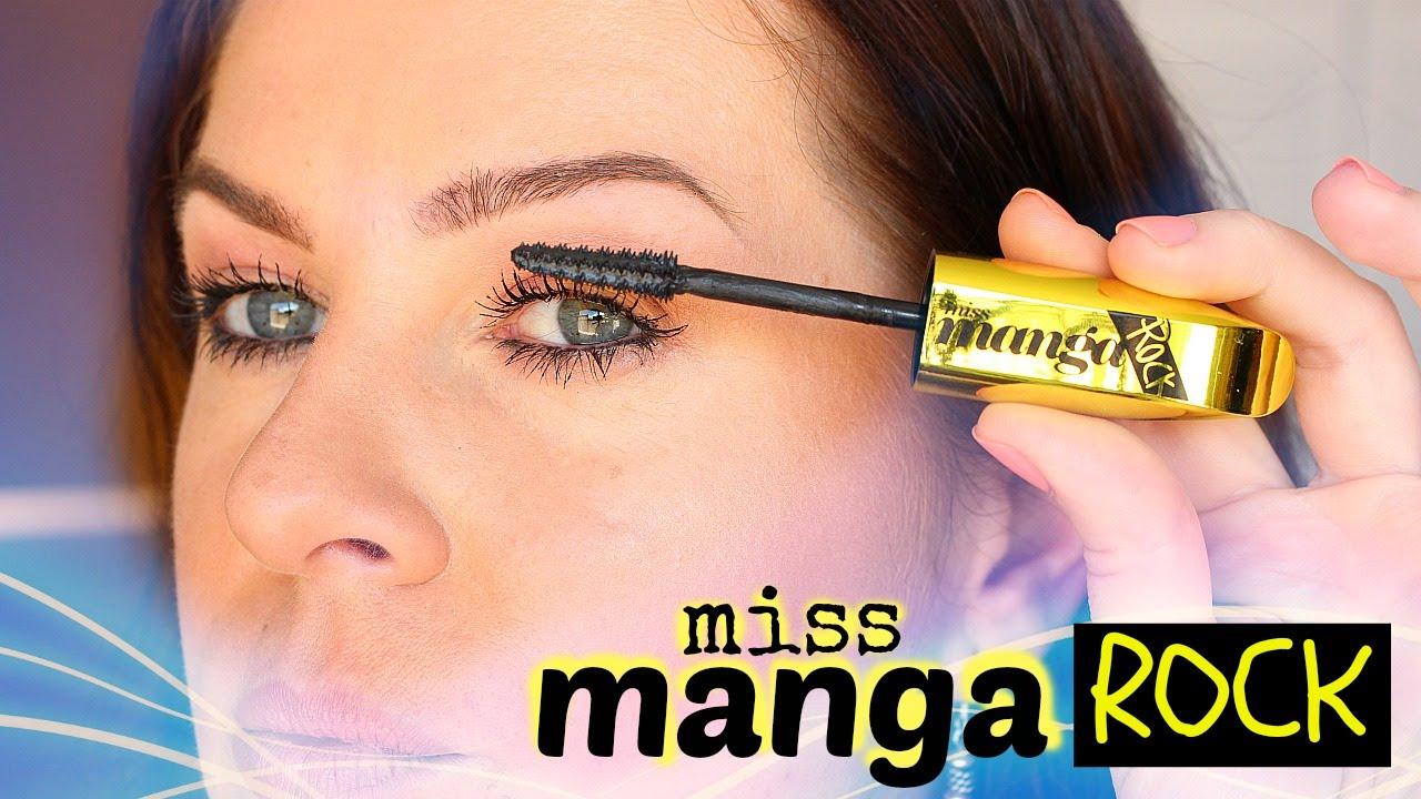 NEW! Miss Manga ROCK b...