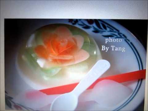 อุปกรณ์ทำดอกไม้ในเจลาติน(เยลลี่)๒