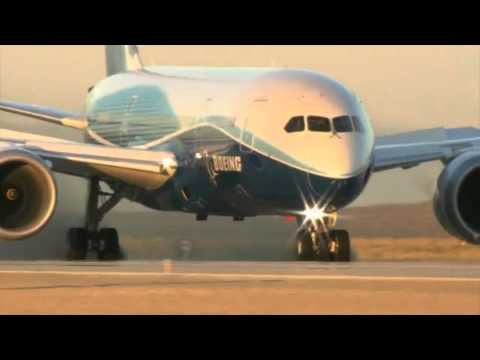 Boeing 787 Dreamliner Extreme Flight Testing HD