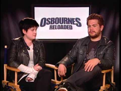 The Rhode Show Kelly and Jack Osbourne Interview Uncut