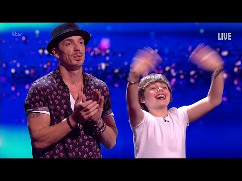 DVJ and Jack & Tim thru to the BGT final! (Britain's Got Talent semifinal results show)