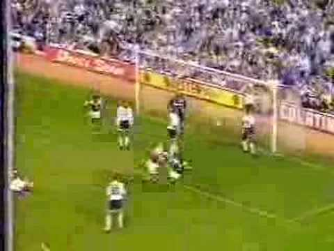 Spurs 0 Arsenal 1 16th August 1993