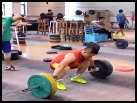 Best of Chinese Weightlifting Training