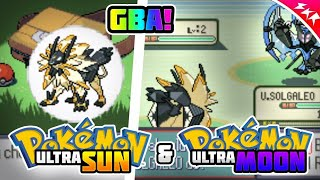 pokemon ultra sun and moon for gba rom