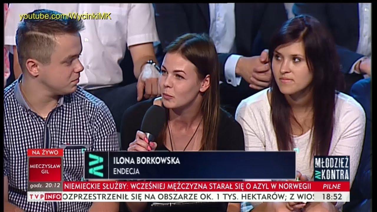 Młodzież kontra 606: Ilona Borkowska (Endecja) vs Jarosław Gowin (wicepremier) 29.07.2017
