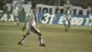 A briga de Romário e Edmundo no Vasco