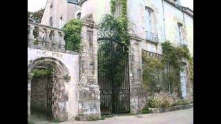 Rochefort en Terre, Brittany,France