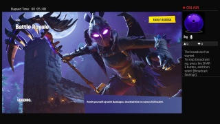 Trying to get first win season 7 fortnite