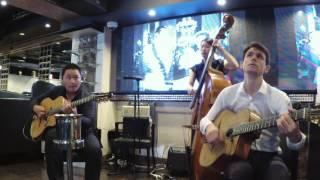 Take The A Train-Tokyo Manouche Trinity