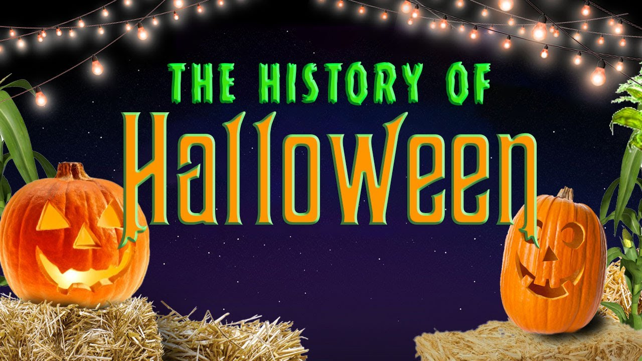 The History of Halloween for Kids! - YouTube