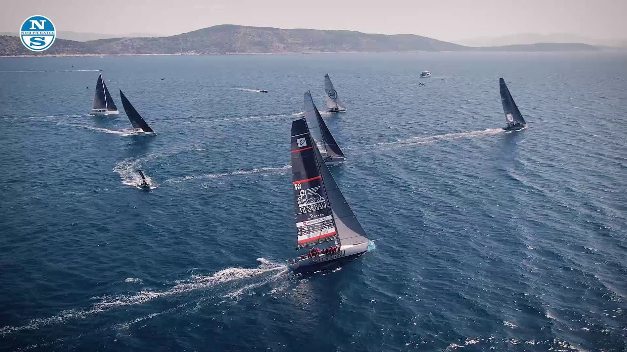 2019 D-Marin ORC World Championship, short off shore race