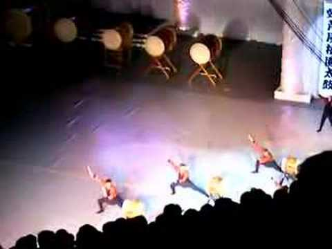 JSDF MARCHING FESTIVAL 2006 (8) -JSDF Wadaiko Bands 2/2-