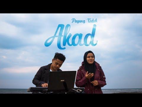 Payung Teduh - Akad (Cover) + Rap | Raissa & Akbar
