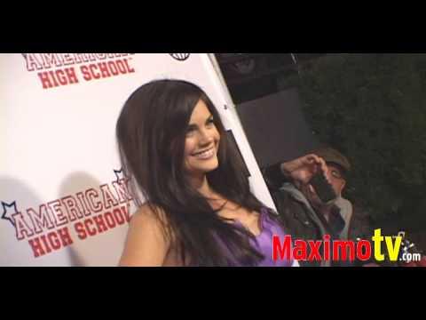 Jillian Murray HOTNESS! at 'American High School' DVD Release Party