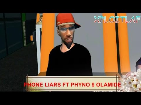 HIGH WAY LIARS [COMEDY] ft phyno $ olamide...