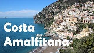 Salerno y la Costa Amalfitana | POSITANO, PRAIANO, AMALFI, RAVELLO