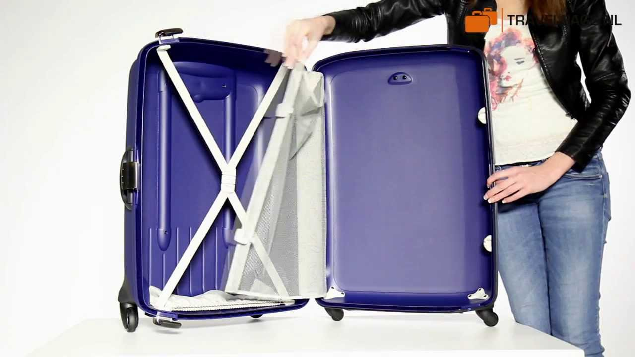 a40d04239 Samsonite F'lite Young Spinner - YouTube