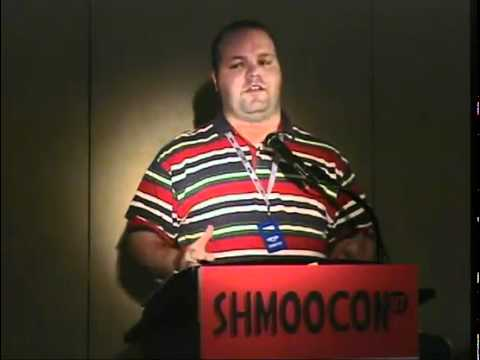 Shmoocon 2007 - The Church of WiFi presents A Hacker in Iraq - Michael Schearer.mp4