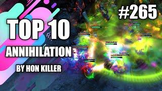 HoN Top 10 Bęst Annihilation (2021) #265