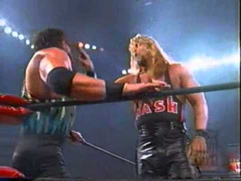 Kevin Nash vs Wrath