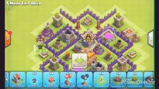 Base Coc Th 7 Terkuat Di Dunia 2017